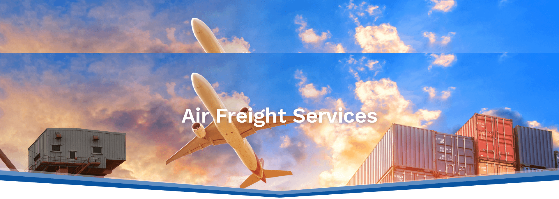 A2B World Logistics Air Freight
