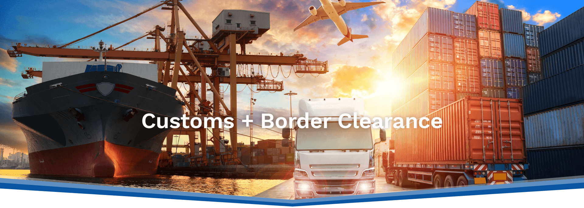 Customs and Border Clearance