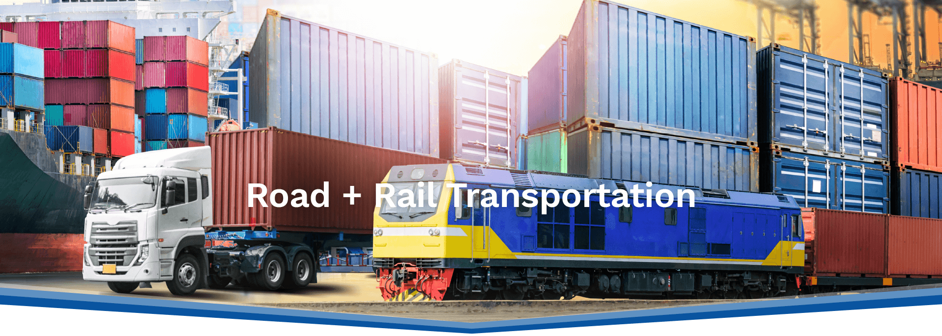 Road and Rail Transportation